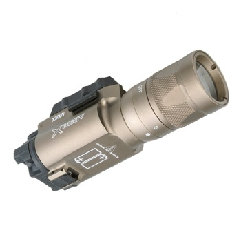 Night Evolution  X300 V Weapon Light (170 Lumen, mit Strobo) - Desert
