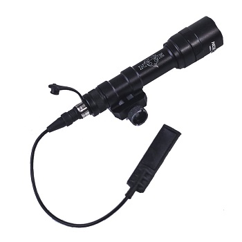 Night Evolution M600U Tactical Light - Black