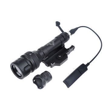 Night Evolution M620V Scout Weapon Light (mit Strobo) - Black