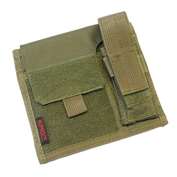 Nuprol PMC Admin Pouch - Olive