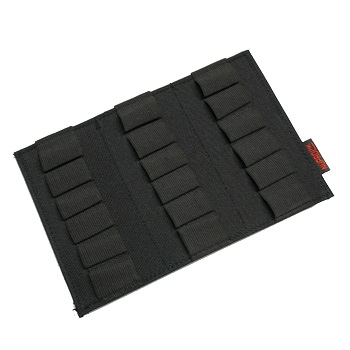 Nuprol Shotgun Shell Panel - Schwarz