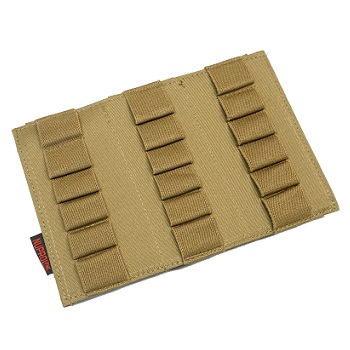 Nuprol Shotgun Shell Panel - TAN