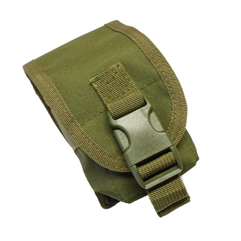 Nuprol PMC Small Radio/Grenade Pouch - Olive