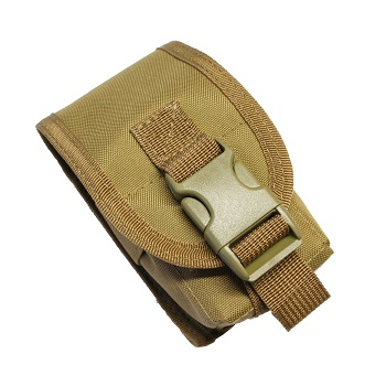 Nuprol PMC Small Radio/Grenade Pouch - TAN