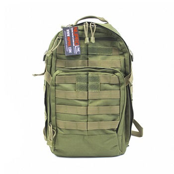 Nuprol PMC Day Pack Rucksack - Olive