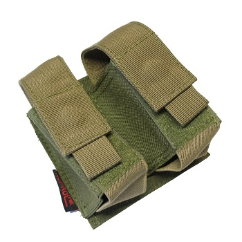 Nuprol PMC Double 40mm Grenade Pouch - Olive