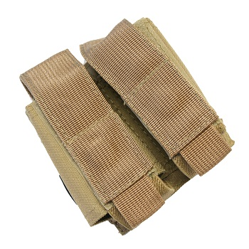 Nuprol PMC Double 40mm Grenade Pouch - TAN