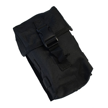 Nuprol PMC Accessories Pouch - Schwarz