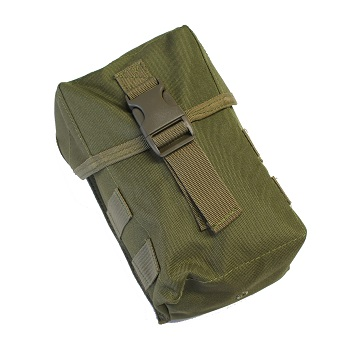 Nuprol PMC Accessories Pouch - Olive