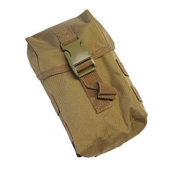 Nuprol PMC Accessories Pouch - TAN