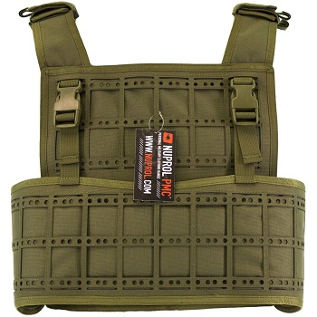 "Nuprol PMC Weste ""MPC"" - Olive"
