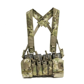 Nuprol Micro B Chest Rig - MultiCam