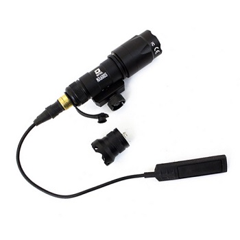 Nuprol NX600S Torch (200 Lumen) - Black