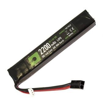 Nuprol 7.4v LiPo 2200mAh 20C Stick-Type Akku