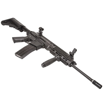 Nuprol AKAR-21 Carbine AEG - Black