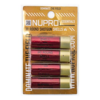 Nuprol Shotgun Shells - 4er Pack
