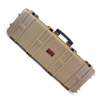 Nuprol Large Hard Case (PnP Foam) - Desert