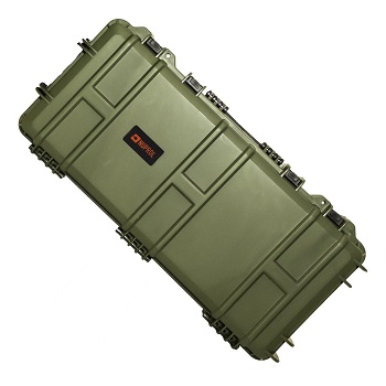Nuprol Medium Hard Case (PnP Foam) Gewehrkoffer - Olive