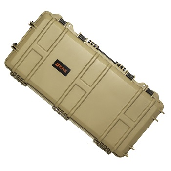 Nuprol Medium Hard Case (PnP Foam) Gewehrkoffer - Desert