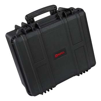 Nuprol Medium Equipment Hard Case (PnP Foam) Gewehrkoffer - Black