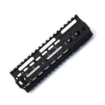 Nuprol BOCCA Series One Rail System (7 inch) - Black