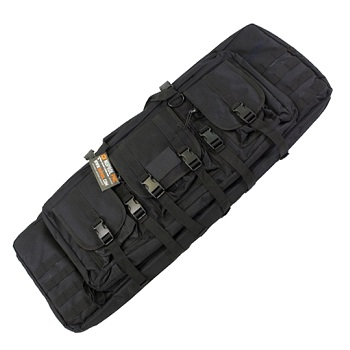 "Nuprol PMC Deluxe Soft Rifle Bag 36"" - Black"