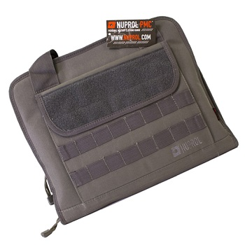 Nuprol PMC Deluxe Pistol Bag - Grey