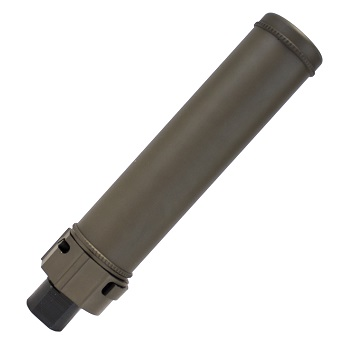"Nuprol BOA Series QD Suppressor ""Long"" - Bronze"