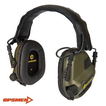 OPSMEN ® EARMOR M31 Elektronischer Gehörschutz  - Foliage Green
