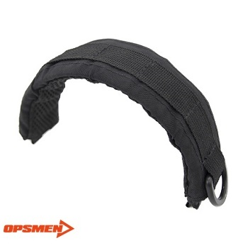 OPSMEN ® EARMOR Advanced Modular Headset Cover - Black