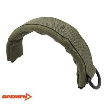 OPSMEN ® EARMOR Advanced Modular Headset Cover - Foliage Green