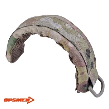 OPSMEN ® EARMOR Advanced Modular Headset Cover - MultiCam