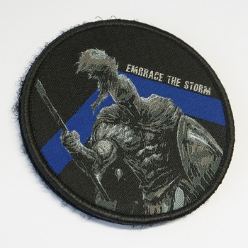 "Patchzone ® ""Embrace the Storm"" Patch *Limited Edition*"