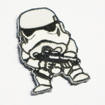 "Patchzone ® ""Mini Stormtrooper"" Patch *Limited Edition*"