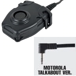 "Tac-Sky Tactical PTT Adapter ""Peltor\"" - Motorola Type"