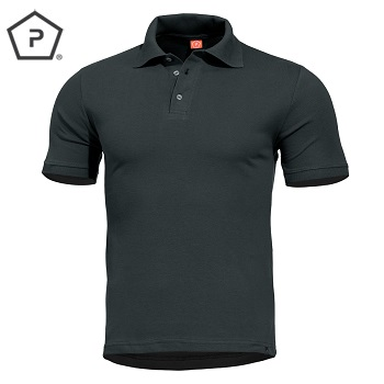 Pentagon ® Sierra Tactical Polo Shirt, Black - Gr. L