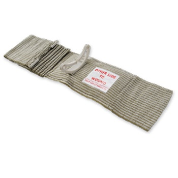 "Emergency First Care Bandage 4"" - Military Version"