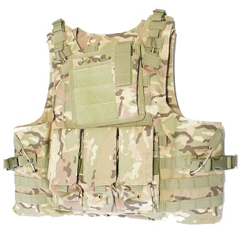 "PHX Plate Carrier / Weste ""FSBE Style"" Basic - MultiCam"