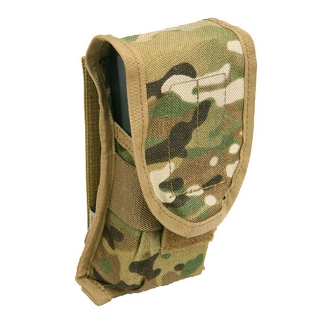 "PANTAC Molle M4 Single ""Dual-Mag"" Pouch (MC) - SpecOps"