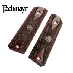 Pachmayr ® Custom Grip Panels für Colt 1911 - Double Diamond Rosewood