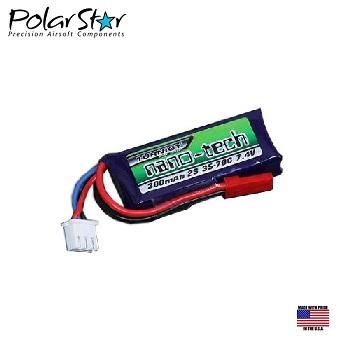 PolarStar 7.4v LiPo 300mAh für HPA