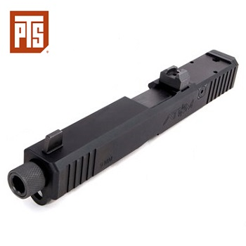 PTS x GunsModify Unity Tactical Atom™ Kit für Marui P17 - Black
