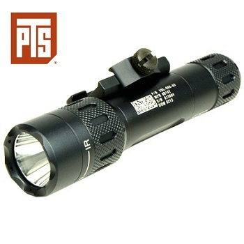 PTS x βeta Project MX-200 Weapon Light - Black