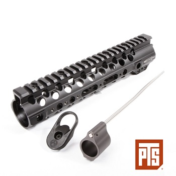 PTS x Centurion Arms ® CMR Rail (9.5 inch) - Black