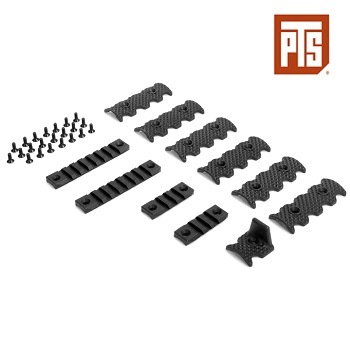 PTS x Centurion Arms ® CMR Rail Accessory Pack - Black