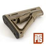 PTS CTR Stock - FDE