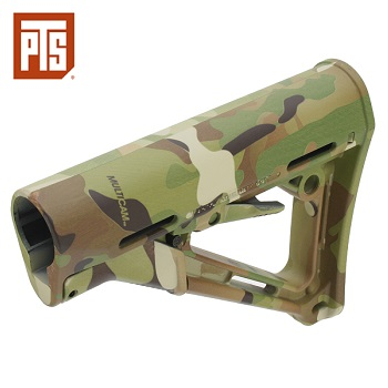 PTS CTR Stock - MultiCam