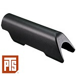 "PTS Cheek Riser CTR/MOE Stock (0.75"") - Black"