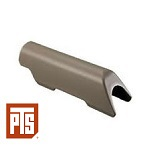 "PTS Cheek Riser CTR/MOE Stock (0.75"") - FDE"