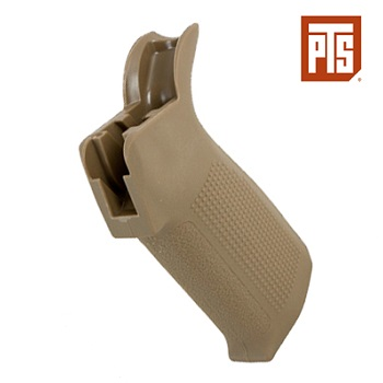 "PTS Enhanced Polymer Grip ""EPG"" für GBB - Dark Earth"